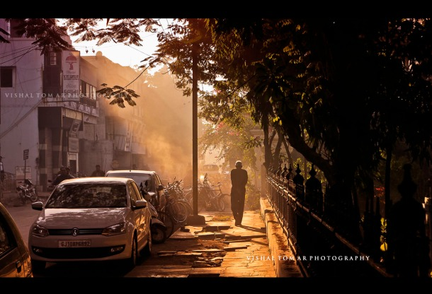 Jamnagar morning!