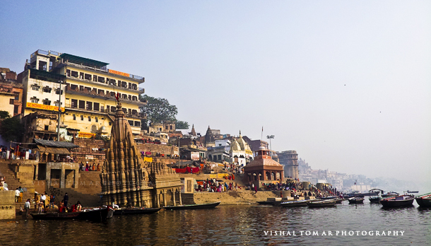 the captivating ghats