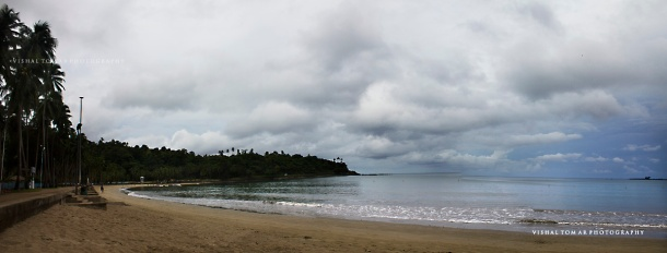 Port Blair beach